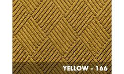 """Andersen 216 Waterhog Indoor/Outdoor Floor Tile - 18""""X18""""- Yellow - 10Case"""