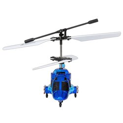 Micro X I/R Control Helicopter - Blue