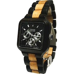 Tense Summit Watch Dark Sandalwood / Maple One Size