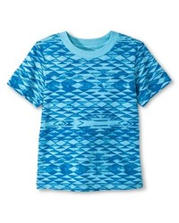 Cherokee Boy's T Shirt - Vista Blue - Size: 2T