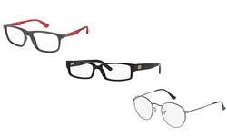Rayban RX Men's RX7050-5482-52 Sunglasses - Grey/Gunmetal