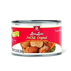 Loma Linda Vegetarian Chicken Nuggets - Original FriChik - 12.5 Ounce