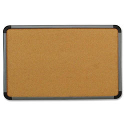 Iceberg Contemporary Lightweight Cork Board