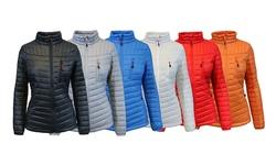Spire Jacket: Black/medium