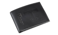 Evergreen Men's Tennessee Volunteers Leather Wallet - Black - Size: One