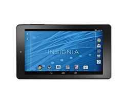 Insignia 7in WiFi 8GB Android Tablet - Black