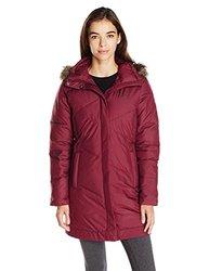 Columbia Women's Snow Eclipse Mid Jacket -Chianti - Size: XL