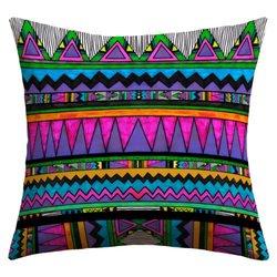 DENY Designs Kris Tate Cotzal 2 Outdoor Throw Pillow, 18 x 18