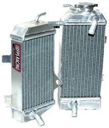 Fluidyne FPS11-8KX450-L Power-Flo Left Side Radiator for Kawasaki KX450F