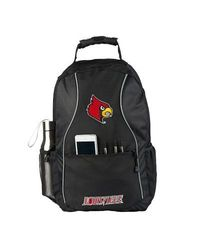 Concept One NCAA Louisville Cardinals Phenom Backpack - Black