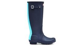 Hunter Women's Tall Rain Boot - Tour Green - Size: 6