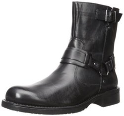 Kenneth Cole Unlisted Slightly-Off Men's Boots: Black/9M