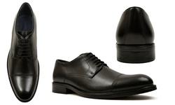 Joseph Abboud Men's Dress Shoes - Black - Size: 11