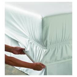 Threshold 400 Thread Count Sheet Set - White - Size: California King