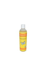 Nature's Baby Shampoo & Body Wash Organics Liquid 12 oz -Vanilla/Tangerine