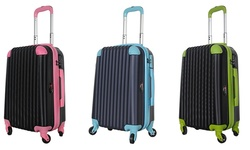 Hardside Spinner Carry On Luggage: