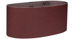 Resin Bond Sanding Belt - 120 grit - 4 x 24 inch 10