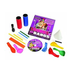 Tedco Ein-O Science Sounds and Bangs Learning Toy Set