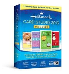 Hallmark Card Studio 2013 Deluxe Personalize Software (41839)