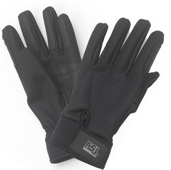 RSL Unisex ISO Winter Riding Gloves - Black - Size: 6.5/X-Small
