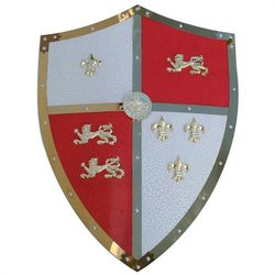 Armory Replicas Medieval Royal Crusader Knight Armor Shield