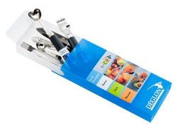 Deglon Steeless Steel Decorator Tool Kit for Kitchen