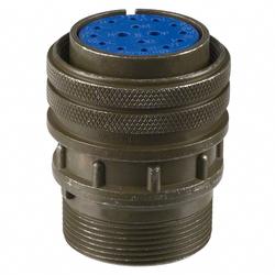 Amphenol Industrial  - 97-3108B-20-27PY Crclr Cnnctr Threaded