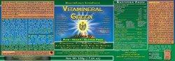 HealthForce Nutritionals Vitamineral Green Powder - 17.64Oz
