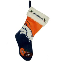 NFL Inusex Denver Broncos Stocking - Multi Color