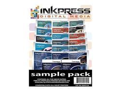 "Inkpress Media Sample Pack 20 Sheets - Size: 8.5x11"""