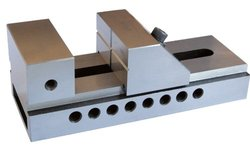 Rohm 735-70 PLF Alloy Tool Steel Precision Toolmakers Vise - Size: 1