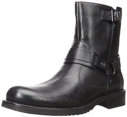 Kenneth Cole Unlisted Slightly-Off Men's Boots: Black/10.5M