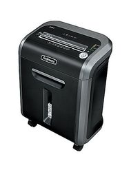 Fellowes Intellishred PS-79Ci Jam Proof Shredder - Black