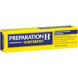 Preparation H Hemorrhoidal Ointment - 1oz