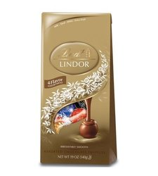 Lindt LINDOR Assorted Chocolate Truffles - 19 Ounce