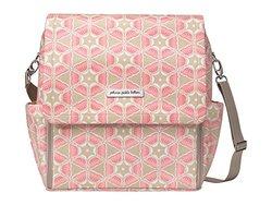 Petunia Picklebottom Boxy Diaper Bag - Blooming Brixham