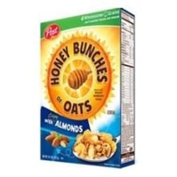 Post Honey Bunches of Oats with Almonds Cereal 48 Oz