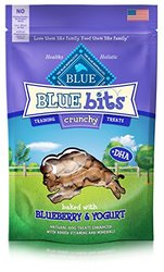 Blue Buffalo Crunchy Blue Bits Blueberry & Yogurt Dog Training Treats