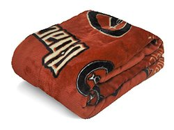 "MLB Royal Plush Throw Blanket - Diamondbacks - Size: 50"" x 60"""