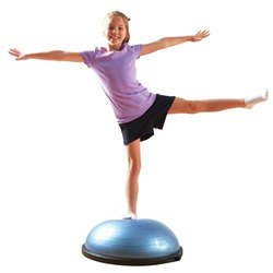 BOSU Pro Balance Trainer with Manual & DVD