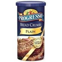 General Mills Progresso Crumbs Plain Bread - 12 Pack - 15 Ounce Each