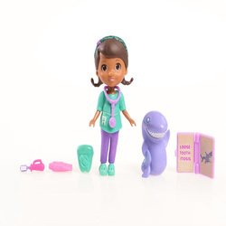 Doc McStuffins Dentist Doll with Stuffy 90808