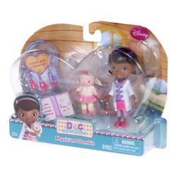 Just Play Doc McStuffins Eye Doc Doll with Lambie