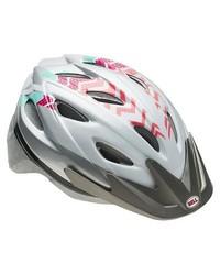 Bell Unisex Blade Bicycle Helmet - Green/Pink