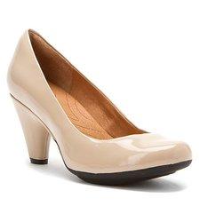 Clarks Indigo Women's Plush Sweep - Beige - Size: 7.5