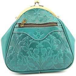 Patricia Nash Veria Women's Messenger Purse - Jade