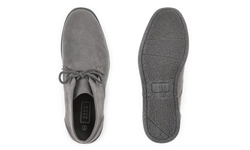 Oak & Rush Men's Chukka Boots - Grey - Size: 12