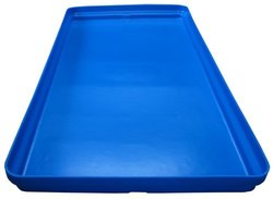 "Lockwood TOP-PT-2448-B Replacement Top - Blue - Size: 48"" x 24"""