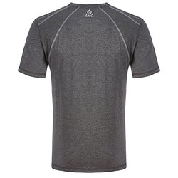 Tasc Performance Men's Fitted Short Sleeve Tee - H Grey - Size: Large