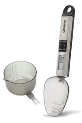 Starfrit Electronic Spoon Scale with 2 Interchangeable Scoops